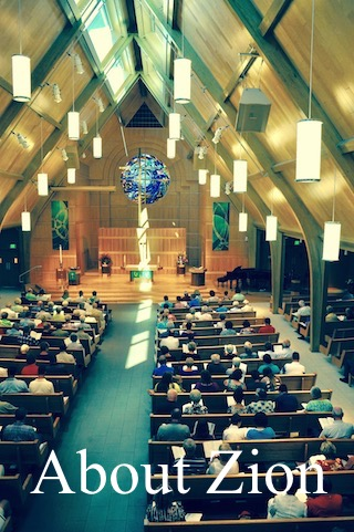 Zion Lutheran Church Anoka Worship