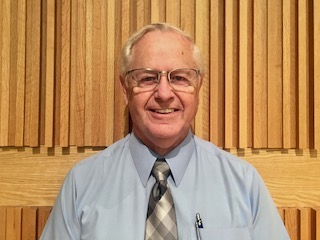 Pastor Norm Berg