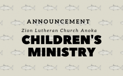 Children's Ministries Event