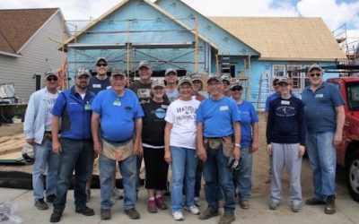 Thank You Habitat for Humanity Workers!