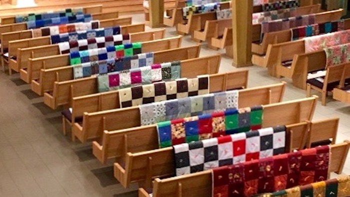Quilt Blessing 2017 - Zion Lutheran Church