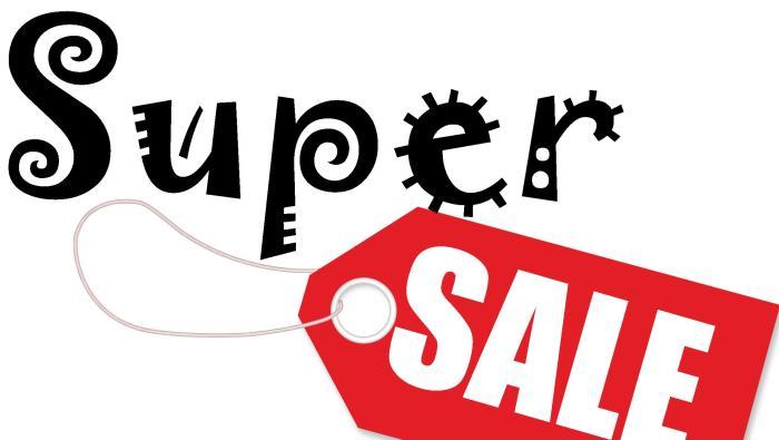 Zion's Super Sale
