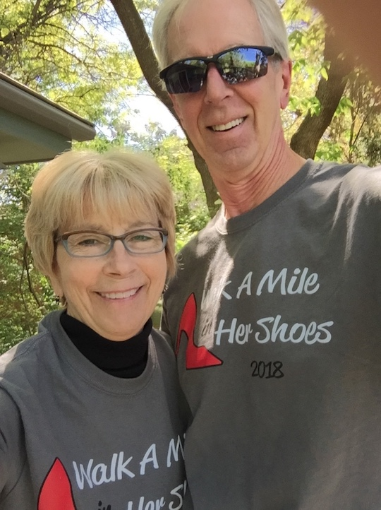 Walk a Mile in Her Shoes - Zion Anoka 2018