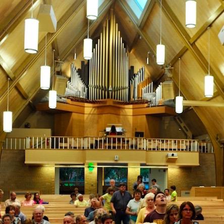 Zion Holtkamp Organ 2