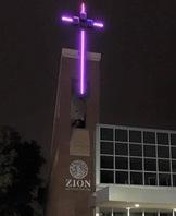 Domestic Violence Purple Cross - Zion Anoka