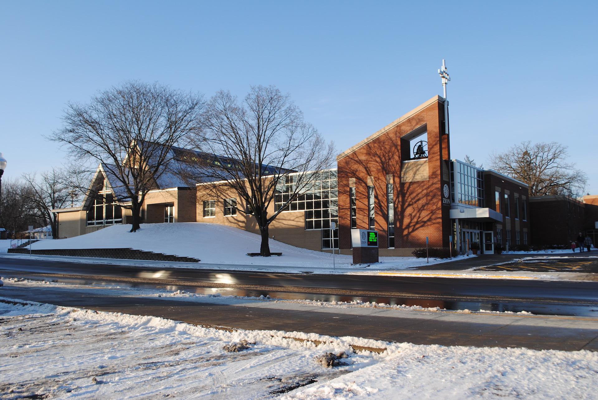 Zion Lutheran Church Anoka