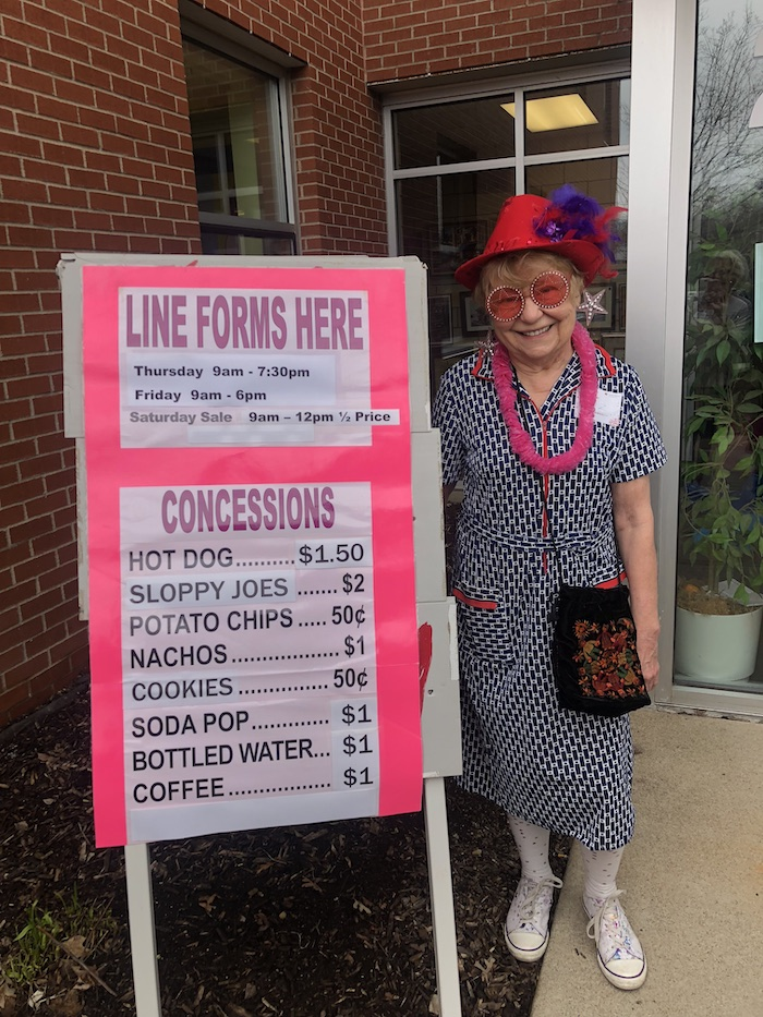 Liz Jensen - Super Sale - Zion Lutheran Church