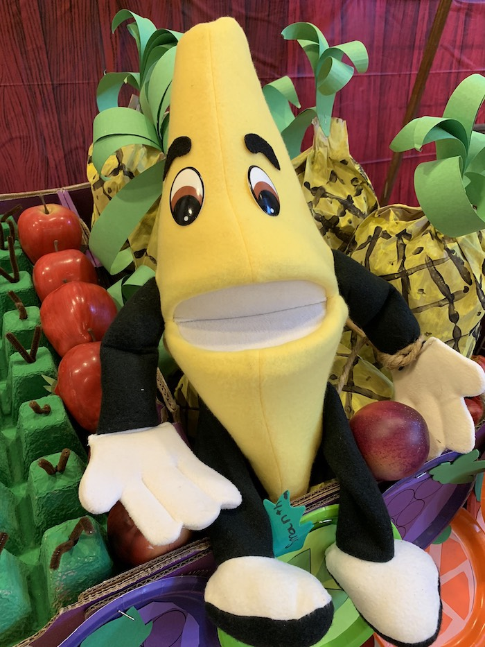 Barnabas Banana - Zion Anoka Fruity Faith Bible School