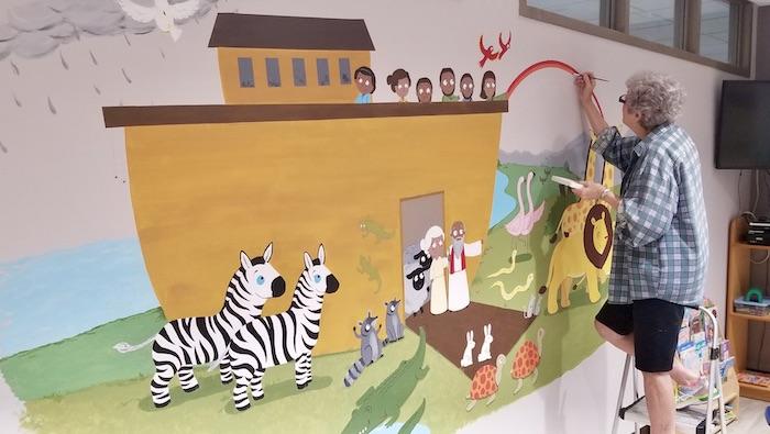 Dot Hagstrom - Zion Nursery