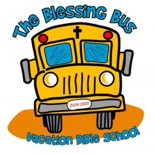 The Blessing Bus - Zion Lutheran Church Anoka