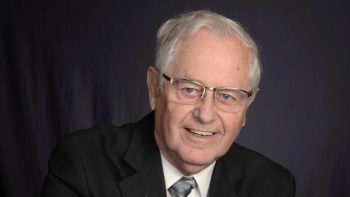 Pastor Norm Retires