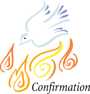 Zion Upcoming Events - Confirmation Logo