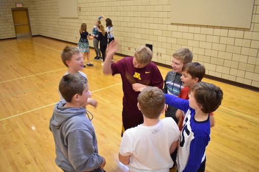 Zion CFY Ministries - 6th Grade Retreat