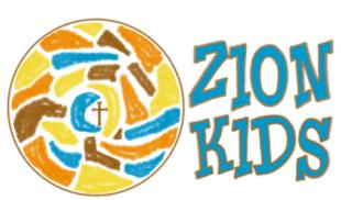 Children's Ministry - Zion Kids Logo