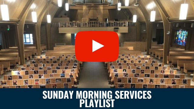 Sunday Morning Services Playlist