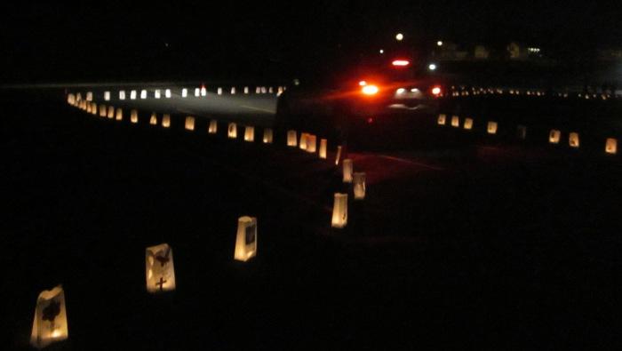 Luminary Drive-thru