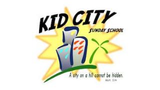 Kid City Sunday School - Zion Kids Camps - Zion Lutheran Church