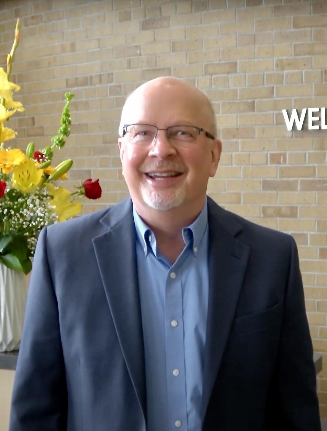 Pastor Brent Campbell - Zion Lutheran Anoka